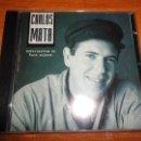 CDs de Música: CARLOS MATA MIRAME A LOS OJOS CD ALBUM DEL AÑO 1993 INCLUYE DUO CON JOAQUIN SABINA CONTIENE 11 TEMAS. Lote 40429624