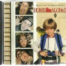 CDs de Música: HOME ALONE 3 / NICK GLENNIE-SMITH, VARIOS CD BSO. Lote 40432227