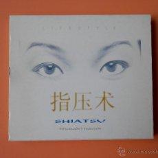 CDs de Música: SHIATSU. INTEGRACIÓN Y EVOLUCIÓN - INTERPRETED BY WILL VIDOWS AND T.J. IRVING. Lote 35850256