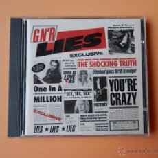 CDs de Música: LIES - GUNS N' ROSES. Lote 35850298