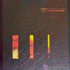 CDs de Música: DAVID SYLVIAN, EMBER GLACE. LIBRO ARTE + CD PARA LA EXPOSICIÓN DE RUSSELL MILLS. EDICIÓN UK. Lote 40538651