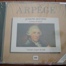 CDs de Música: CD - JOSEPH HAYDN. CUARTETOS DE CUERDA. CUARTETO CASPAR DA SALO. ARPÈGE. RECORDS. Lote 40542284