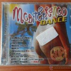 CDs de Música: MEDITERRÁNEO DANCE - THE LUCIFFERS. Lote 39623852