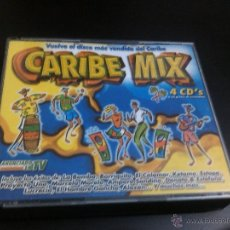 CDs de Música: CARIBE MIX - 4 CD . Lote 40599966
