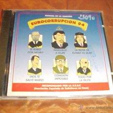 CDs de Música: EUROCORRUPCION 94. FESTIVAL DE LA CANCION. CD. Lote 40636427