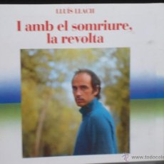 CDs de Música: LLUIS LLACH. I AMB EL SOMRIURE LA REVOLTA (CD) (PEDIDO MÍNIMO 10€). Lote 40690823