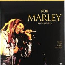 CDs de Música: DVD+CD +LIBRO ILUSTRADO - BOB MARLEY- SPIRITUAL JOURNEY -NUEVO PRECINTADO. Lote 53880862