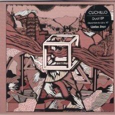 CDs de Música: DUAT EP - CUCHILLO - LIMBO STARR 2010 CD (TRES TEMAS). Lote 40733520