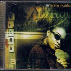 CDs de Música: ARIANNA PUELLO - LA FECHA - ZONA BRUTA / DRO - 2001 CD. Lote 40733925