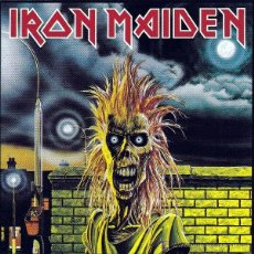 CDs de Música: IRON MAIDEN - IRON MAIDEN - CD. Lote 40787831