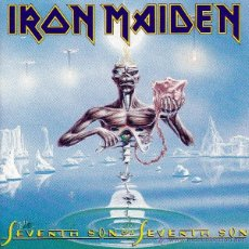 CDs de Música: IRON MAIDEN - SEVENTH SON OF A SEVENTH SON - CD. Lote 40788444
