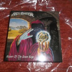 CDs de Música: HELLOWEEN KEEPER OF THE SEVEN KEYS PROMO BOX JAPAN FOR MINI LP SHM CD. Lote 40815827