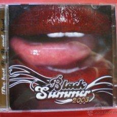CDs de Música: CD DOBLE-BLACK SUMMER-2006-VARIOS VER FOTO ADICIONAL PEPETO. Lote 40827171