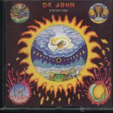 CDs de Música: DR. JOHN IN THE RIGHT PLACE. Lote 40848427