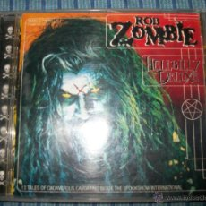 CDs de Música: CD - ROB ZOMBIE - HELLBILLY DELUXE - WHITE ZOMBIE. Lote 40859603