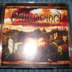 CDs de Música: CD - VAHLADIAN - CHRONOS 1.1 - HEAVY METAL. Lote 40859659