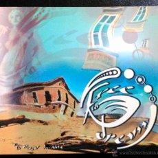 CDs de Música: FREE TO DREAM, LA MUJER INVISIBLE. CD DIGIPAK CON LIBRETO. Lote 40915804