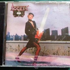 CDs de Música: CD ACCEPT 1992 CON LA CANCION LADY YOU. HEAVY. Lote 40947992
