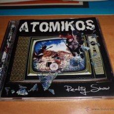 CDs de Música: LOA ATOMIKOS -- REALITY SHOW RARO DIFICIL . Lote 40949115