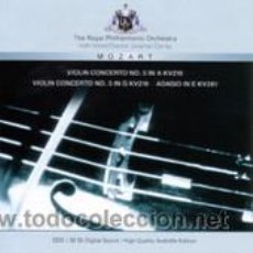 CDs de Música: THE ROYAL PHILHARMONIC ORCHESTRA - MOZART. Lote 40956256
