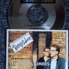 CDs de Música: THE PROCLAIMERS. I'M GONNA BE (500 MILES). CD SINGLE PROMO CHRYSALIS 8 80804 2.HOLLAND 1993.POP ROCK. Lote 40968422