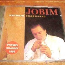 CDs de Música: ANTONIO BRASILEIRO. JOBIM. CD CBS SONY 1996. PREMIO GRAMMY 1996. Lote 40975466