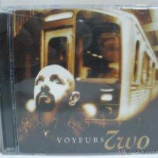 CDs de Música: TWO - VOYEURS - ROB HALFORD JUDAS PRIEST FIGHT NINE INCH NAILS. Lote 40991525