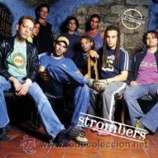 CDs de Música: STROMBERS. QUE RULI. CD / PROMO - ENDERROCK . 117. COMO NUEVO.. Lote 41015583