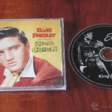 CDs de Música: ELVIS PRESLEY COLLECTION - KING CREOLE - CD - BMG 2000 RBA SPAIN - COMO NUEVO. Lote 41028249