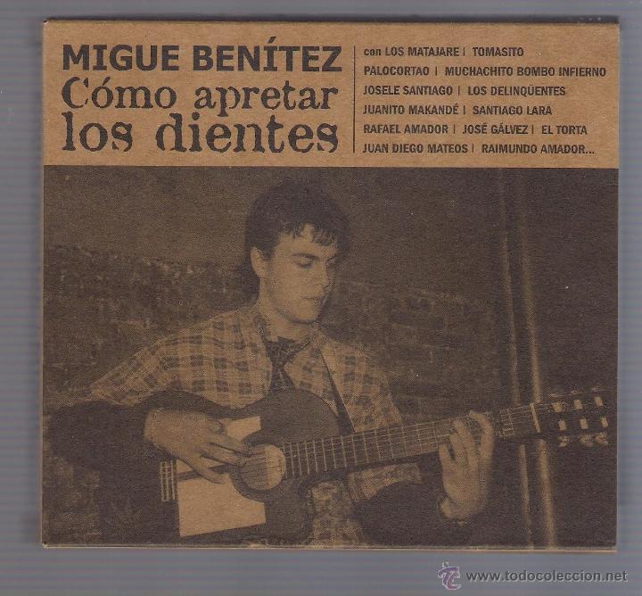Migue Benítez Como Apretar Los Dientes Cd Sold Through Direct Sale 41031710