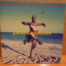 CDs de Música: ARRESTED DEVELOPMENT. ZINGALAMADUNI. CD - CHRYSALIS RECORDS - 1994. 15 TEMAS. CALIDAD LUJO.. Lote 41048805