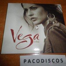 CDs de Música: VEGA INDIA CD ALBUM DEL AÑO 2003 OPERACION TRIUNFO CD MUY RARO DUO ELENA GADEL CONTIENE 11 TEMAS. Lote 81307663