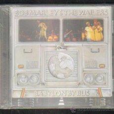 CDs de Música: BOB MARLEY & THE WAILERS. BABYLON BY BUS CD-SOLEXT-387. Lote 41056856