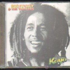 CDs de Música: BOB MARLEY & THE WAILERS. KAYA CD-SOLEXT-388. Lote 41057099