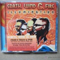 CDs de Música: EARTH, WIND & FIRE - ILLUMINATION . Lote 41129787