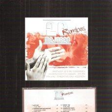 CDs de Música: 20 MEJORES RUMBAS. Lote 41130606
