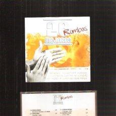 CDs de Música: 20 MEJORES RUMBAS. Lote 41130658