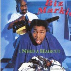 CD di Musica: BIZ MARKIE I NEED A HAIRCUT CD DE 1991. Lote 41140271