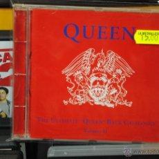 CDs de Música: QUEEN - THE ULTIMATE QUEEN BACK CATALOGUE VOL 2 - CD. Lote 41145069