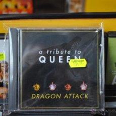 CDs de Música: A TRIBUTE TO QUEEN - DRAGON ATTACK - CD. Lote 41145318