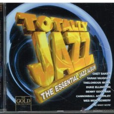 CDs de Música: TOTALLY JAZZ. THE ESSENTIAL JAZZ ALBUM - CD 1997. Lote 41162129