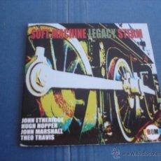 CDs de Música: SOFT MACHINE LEGACY STEAM CD-ALBUM PROMO. Lote 41170378