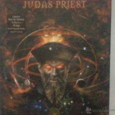 CDs de Música: JUDAS PRIEST NOSTRADAMUS EDICION DELUXE LIMITADA 2 CD. Lote 41224109