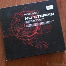 CDs de Música: FIRETRAP PRESENTS NU STEPPING, 2 CDS. OFERTAS DENTRO DEL MES DE LA MUSICA EN CDS Y OTROS FORMATOS. Lote 41226783