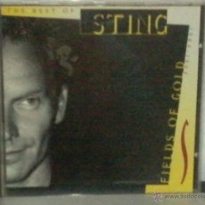 CDs de Música: STING FIELDS OF GOLD THE VERY BEST. Lote 41234863