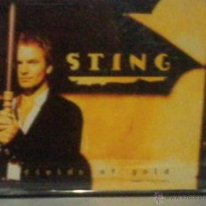 CDs de Música: STING FIELDS OF GOLD CD SINGLE AÑO 1992. Lote 41235033