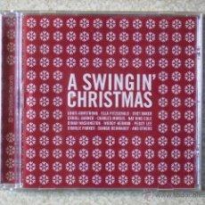 CDs de Música: PEDIDO MINIMO 5€.A SWINGUIN´ CHRISTMAS...VV.AA...VILLANCICOS. Lote 41242588