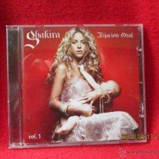 CDs de Música: SHAKIRA (FIJACIÓN ORAL). Lote 41246487