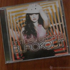 CDs de Música: BRITNEY SPEARS, BLACKOUT; CD CON GIMME MORE, TOY SOLDIER, ETC; SUPER OCASION. Lote 41247499