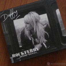 CDs de Música: DUFFY, ROCKFERRY DELUXE EDITION 2 CDS, OCASION.. Lote 41247779